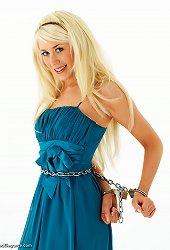 Starring bondage model Charlotte Elizabeth