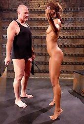 Master trains her slavegirl